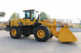 5ton Rock Bucket Hydraulic Loader with CE, ISO9001