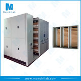 High Density Mobile File Storage Cabinet Shelving