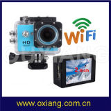 "OEM Service1080p HD 2"" Screen Sport Camera with WiFi Function W9"