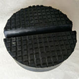 with Small Slot Saddle Rubber Block Pads for Car Trolley