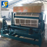 Automatic Pulp Egg Tray Forming Machine Waste Newspaper Recycling