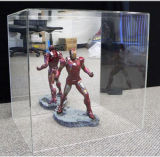 Clear Acrylic Doll Display Case