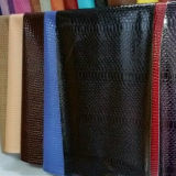 Crocodile Skin Leather Wallet Leather Bag 03
