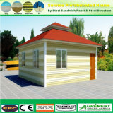 Light Steel Fireproof Corrosion Resistance Construction Prefabricated Prefab Modular House