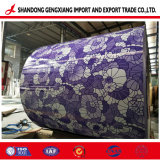 Mirror Flower Printing Decorative Color Stainless Steel Sheet/Coil