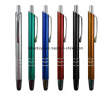 New Arrival Screen Touch Plastic Custom Logo Pen