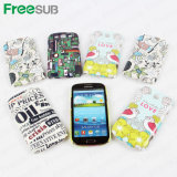 for Samsung S3 Glossy Sublimation Printing Blank Phone Case (S3-L)