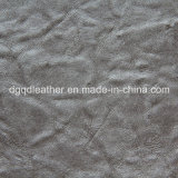 Classical Color of Embossed Furniture Leather (QDL-52073)