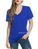 Woman Clothing Custom Ladies Cheap Tshirt Design