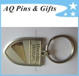 Custom Key Chain in Nickel Plating