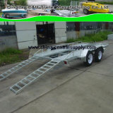 Factory Made for Sale 4.0X1.8m Car Carrier Utility Trailer CCT010