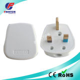 UK 13A 250V AC 3pin Unbreakable Power Plug