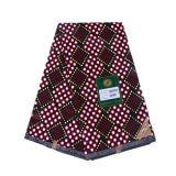 90GSM China Cheap Print 100% Polyester Wax Fabric Printed Fabric Anguilla Yeah Product