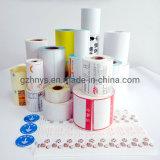 20*10*10000p Custom Supermarket Price Printing Thermal Paper Adhesive Food Label Sticker Roll