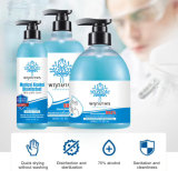 Wholesale Price FDA Approved Free Liquid Soap Waterless Virus Protection Disposable 75% Alcohol