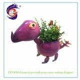 2019 Wholesale Dinosaur Flower Pot Ornaments and Home Garden Plant Pot
