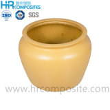 FRP Planters GRP Planter Fiberglass Flower Pots for Home and Garden