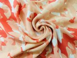 Camouflage Printed Rayon Fabric for Garment