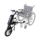 Cheaper Price 250W 350W 36V 12inch Electric Handcycle Wheelchair for Disabled People