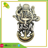 Wholesale Gift Custom Malaysian Contingent Antique Silver Metal Rope Edge Die Struck Brass Military Coin Collection (159)