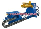 Xiamen Liming 5tx1250 Hydraulic Decoiler with Coil Car