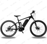 27.5 Inch Electric Mountain Bicycle Bafang Drive Hydraulic Disc Brakes