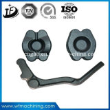 Wrought Iron Decorative Hot Die Forging Parts with Machining Service
