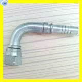 Metric Female Cone O-Ring H. T Fitting 90 Degree Elbow Fitting