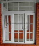 Customzied Double Glazing Casement UPVC Window