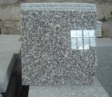 Chinese Cheap Red Color Granite Stone G664 for Ecuador Market