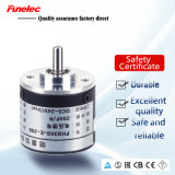 Clamping Flange Shaft Mini Incremental Rotary Encoder