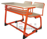 School Double Desk and Chair Wholesale in Africa and MID East