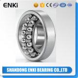 SKF Chrome Steel Gcr15 Material Self-Aligning Ball Bearing (1208)