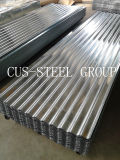 SGS Djibouti Metal Roofing Iron Plate/Corrugated Galvanised Steel Sheet