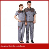 Customized Good Quality Men Women Work Overall Supplier (W22)