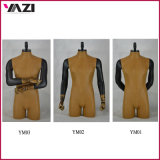 Sportswear Display Male Half Body Mannequin for Sale