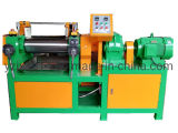 Lab Plastic Rubber Chemical Two Roll Mixing Mill Machine