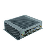 Ipc-Nfn28L/Nfn26L - Fanless Embedded Mini PC, 12V Mini Computer with VGA