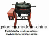 Digital Display Welding Positioner Hbt-100 for Circular Welding