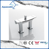 Newly Waterfall Bathtub Double Handle Bathroom Tub Faucet (AF0062-2A)