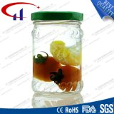 High Transparent Hot Sell Heat Resistant Glass Jar (CHJ8251)