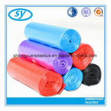 Recycle Material Multi Color Garbage Bag on Roll
