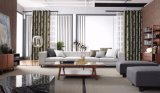 Chinese Modern Fabric Sofa Hotel Lobby Home Living Room Furniture