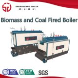 Fire and Water Tube Chain Grate Biomass Wood Pellet Industry Steam Boiler