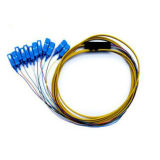 12core SC/PC Singelmode 9/125 Fiber Pigtail for ODF