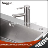 Hot Sale China Upc Kitchen Sink Parts Brushed Surface Faucet