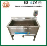 Electric Heated Oil-Water Mixture Fryer and Frying Machine