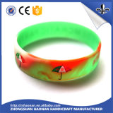 Promotion Price Custom High Quality Silicone Bracelet Rubber Wristband