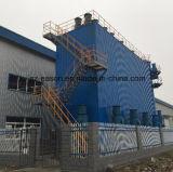 High Purity, High Efficiency Wet Electrostatic Precipitator
