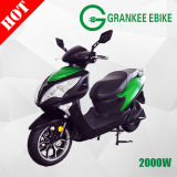 China Quality New 2000W Electric Motorcycle with Removable Battery